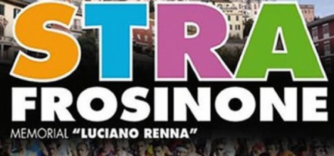 """30° Edizione della gara podistica Strafrosinone – Memorial """"Luciano Renna"""""""
