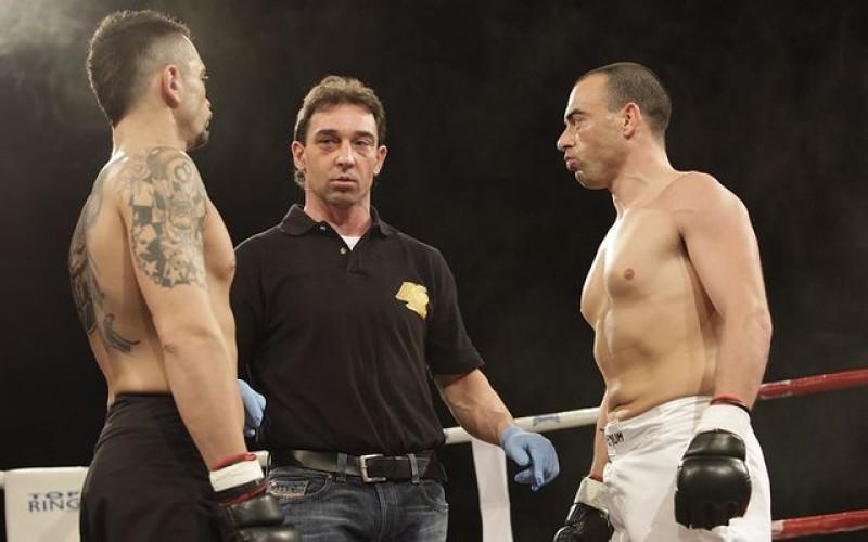 Corso arbitro MMA e submission