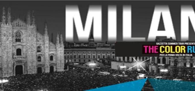 The Color Run Milano
