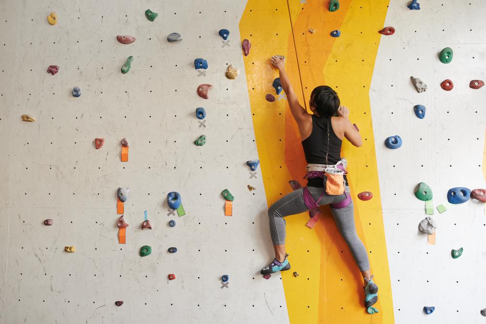 arrampicata sportiva Funicelli
