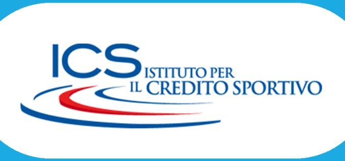 Convenzione tra l'Opes e l'Istituto per il Credito Sportivo