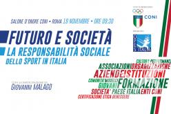 Futuro e società: la responsabilità sociale dello sport in Italia