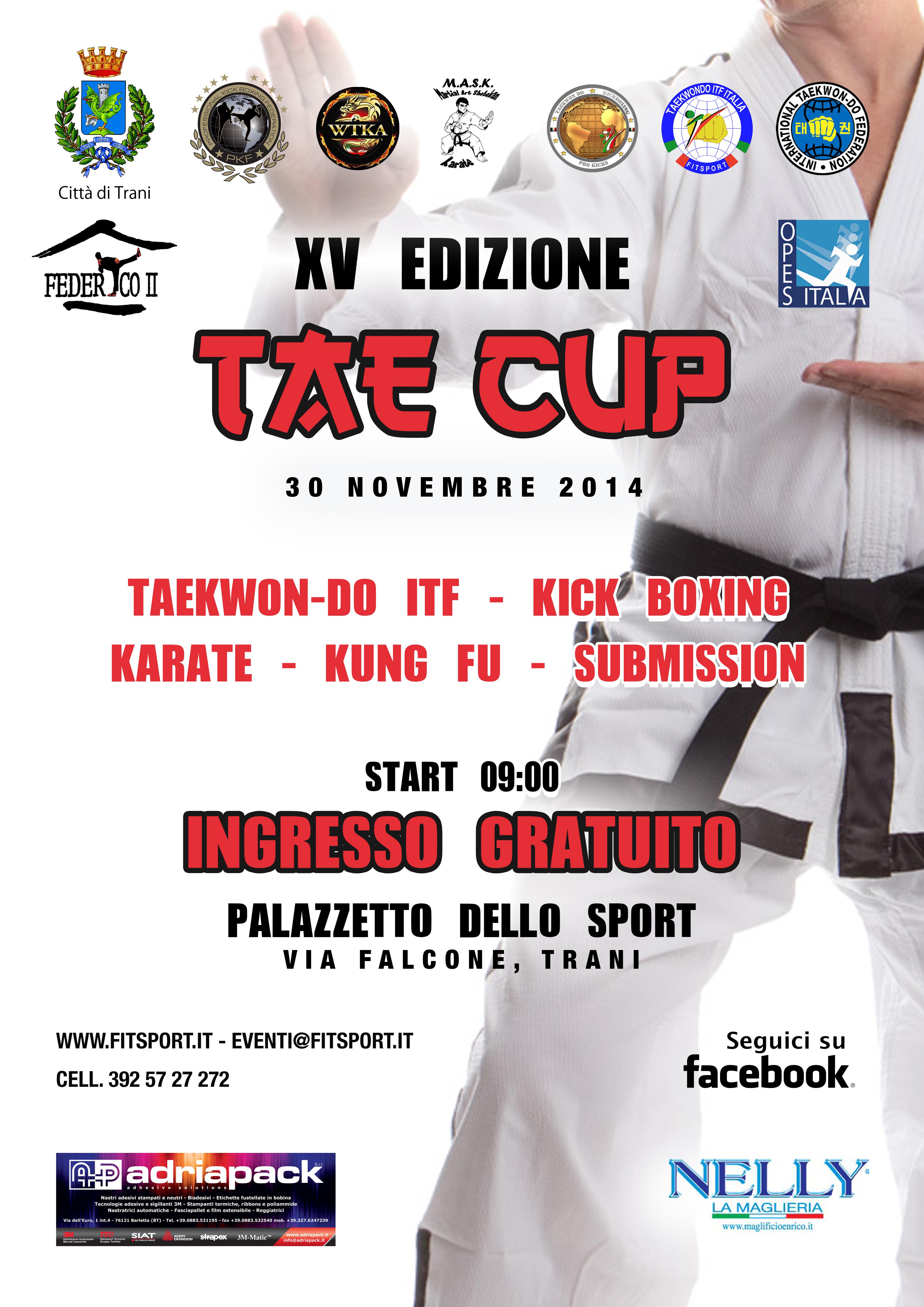 Taekwondo barletta