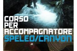 Corso per accompagnatore Speleo/Canyon