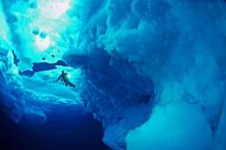 Trentino Alto Adige, a Lavarone Seminario Teorico Pratico  per immersioni sotto i ghiacci