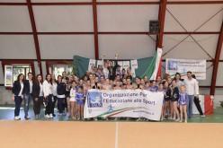 Ginnastica ritmica, I Stage Interregionale Molise,Campania e Abruzzo 2014
