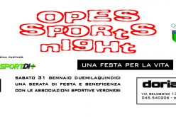 Verona: OPES SPORTS NIGHT