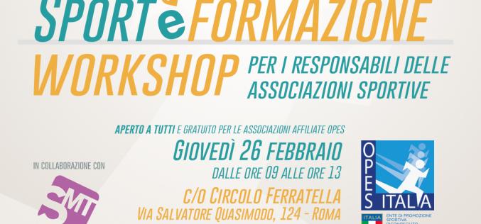Workshop per ASD: Fiscalità, Comunicazione online, Coaching <span class=