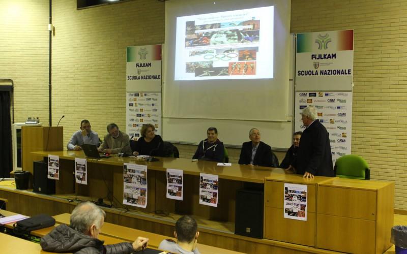 """Convegno a Roma """"Non siamo sport minori: per cambiare, per proporsi"""""""