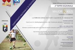 Campionato nazionale di Footgolf 2015