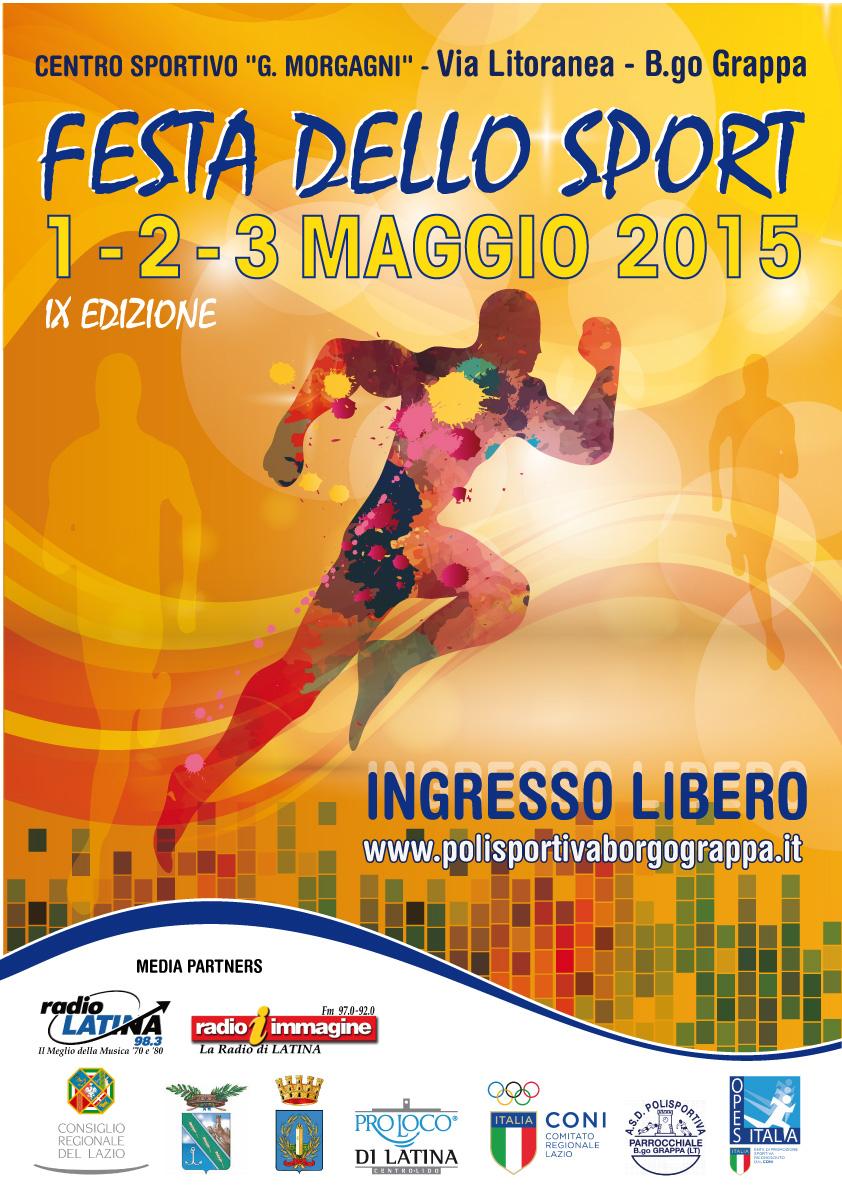 locandina2015-latina-borgo grappa festa dello sport