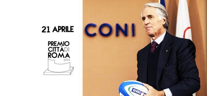 Premio Città di Roma: l'evento OPES presso il Salone d'Onore del CONI <span class=