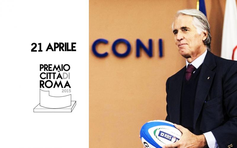 Premio Città di Roma: l'evento OPES presso il Salone d'Onore del CONI