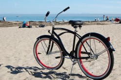 Roma, 1° MAGGIO BIKE ON THE BEACH A OSTIA