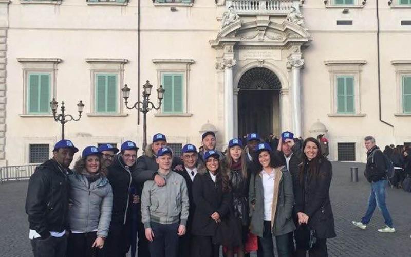 Servizio Civile Nazionale: il Presidente Matterella riceve i volontari OPES