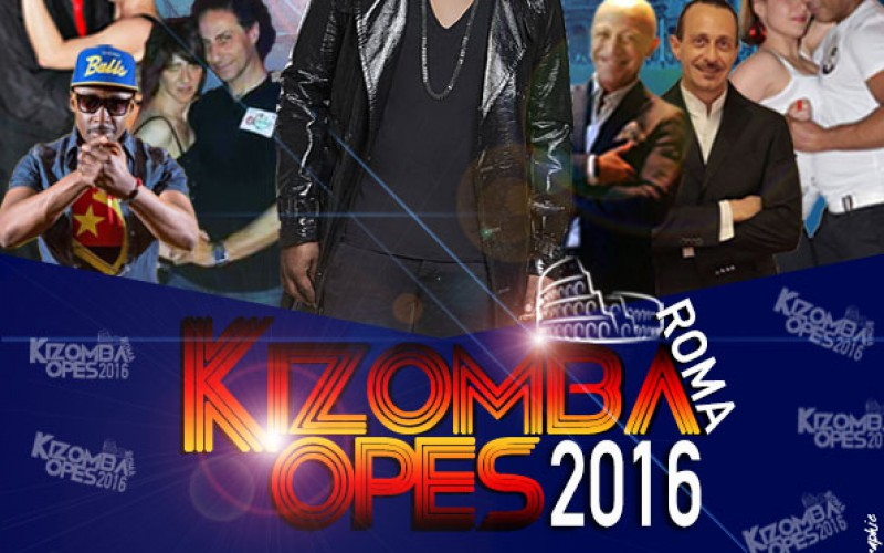 CAMPIONATO PROVINCIALE KIZOMBA OPES 2016