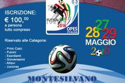 Finali Nazionali calcio a 5 giovanile – Montesilvano 27-28-29 maggio