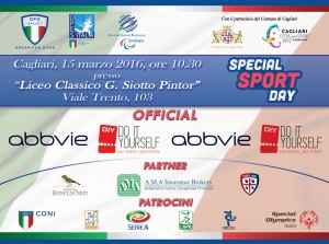 Special Sport Day CAGLIARI