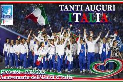 Buon Compleanno Italia!