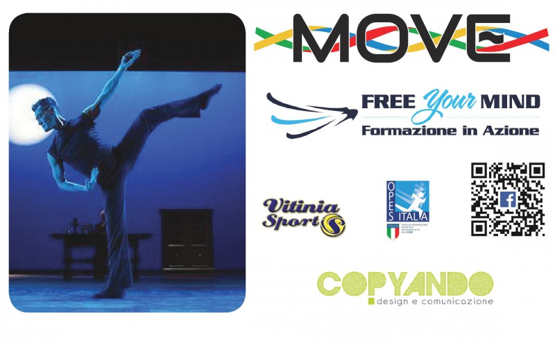 Incontro formativo Move your Body Move your Soul – The Body Language