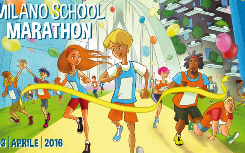 Milano School Marathon 2016