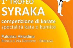 1° Trofeo Syraka