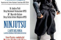 Corso Nazionale Allenatori e Istruttori Ninjutsu