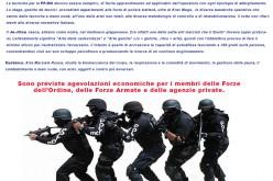 Stage Interdisciplinare Police, Ju Jitsu, Systema