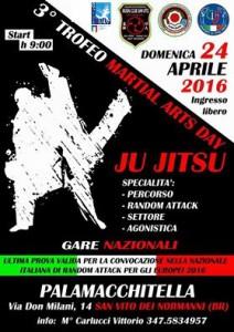 Trofeo Martial Arts Day - 24.04.16
