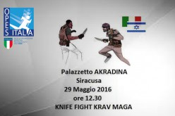 Knife Fight Krav Maga