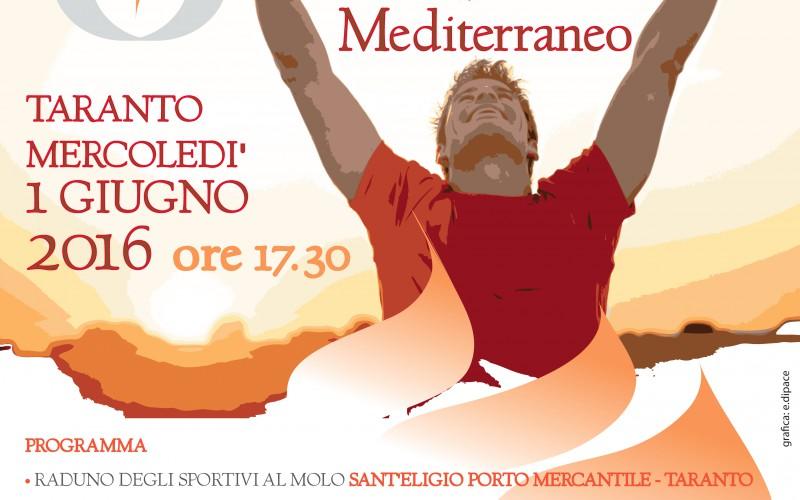 Giubileo degli Sportivi solidali nel Mediterraneo