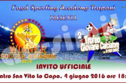 """2° Trofeo Giovane Calciatore e """"Premio Winner Soccer Awards"""""""