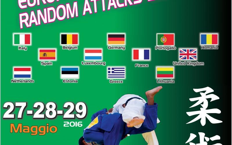 """""""European Championship Random Attacks 2016"""""""