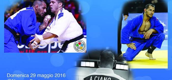 Allenamento di Judo