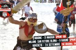 Riparte la Fisherman's Friend Strongmanrun:  la corsa ad ostacoli più divertente d'Italia!