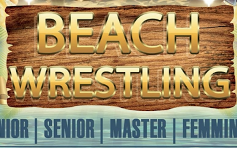 2° Trofeo Nazionale Fijlkam Beach Wrestling
