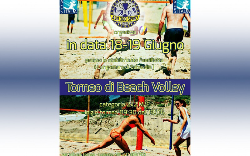 Torneo Beach Volley