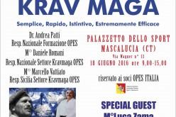 Stage Nazionale e Sede d'esami Krav Maga