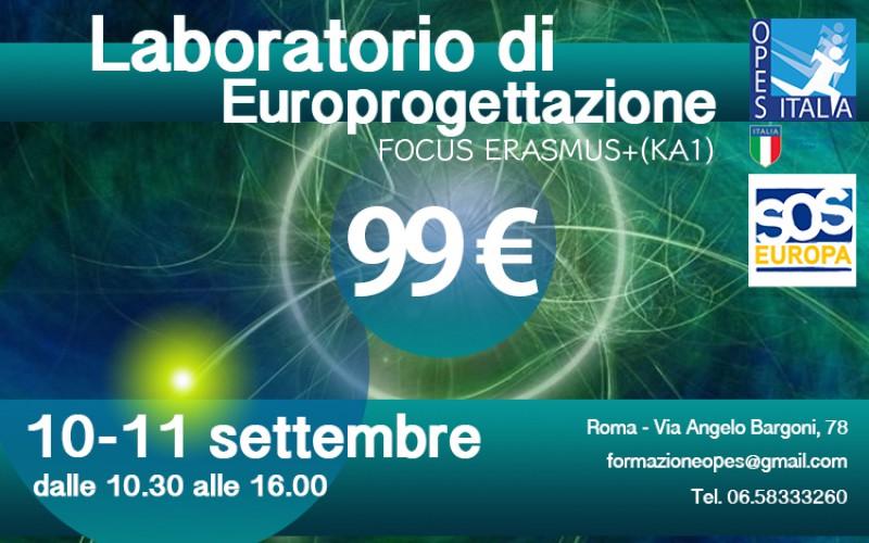 Nuovo Laboratorio di Europrogettazione