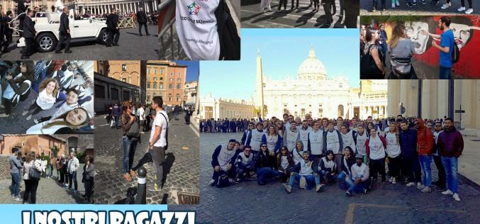 Roma per il Giubileo: intervista ai volontari del Servizio Civile Opes