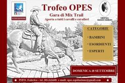 Trofeo OPES Equitazione