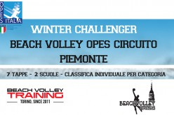 Winter Challenger – Beach Volley Piemonte