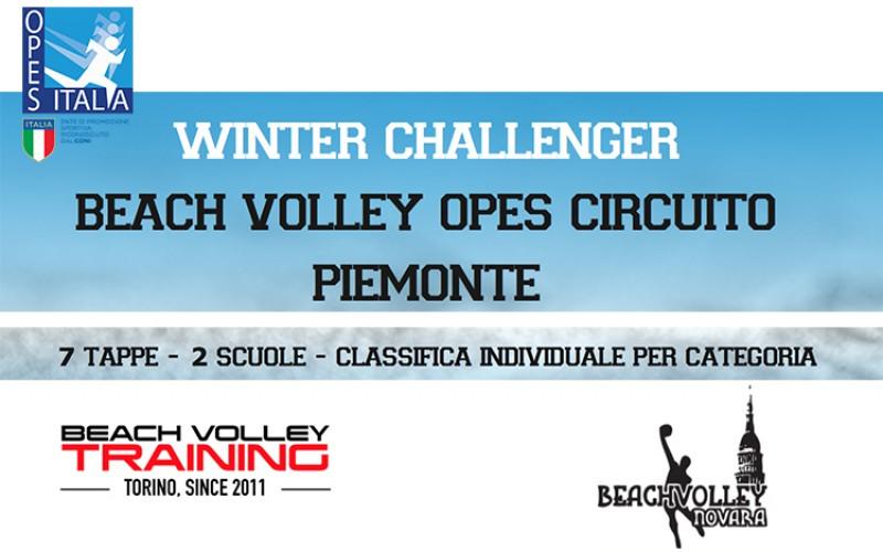 Winter Challenger – Beach Volley Piemonte