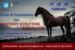 Equitazione – Corso per Assistente Istruttore