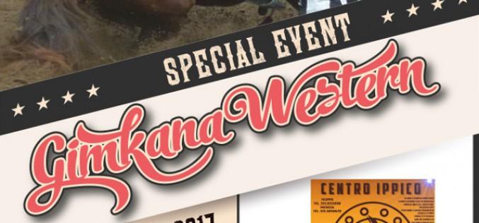 Da non perdere il Gimkana Western