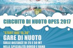 A Taranto il Circuito Interprovinciale di Nuoto