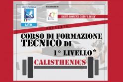 Corso Tecnico Calisthenics