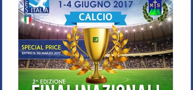"""""""Finali Nazionali Calcio- Futsal Giovanile"""" Montesilvano"""