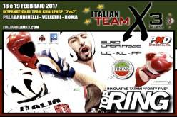 3° Edizione Italian Team X3 e debutto del SuperTatami