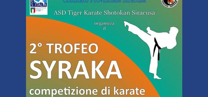 A Siracusa il 2° Trofeo Syraka